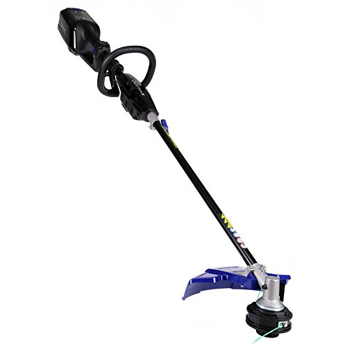 Kobalt 80-Volt Max 16-in Straight Brushless Cordless String Trimmer Edger (Tool Only - Battery/Charger Not Included)