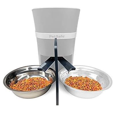 PetSafe 2-Pet Meal Splitter with Bowl
