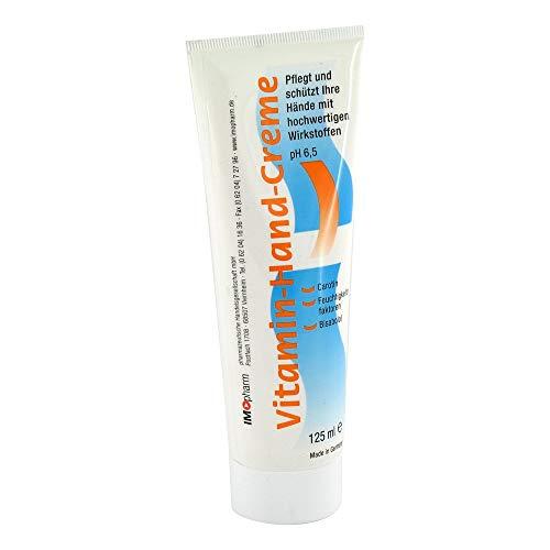 VITAMIN-HAND-CREME Imopharm 125 ml