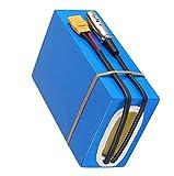 ZYXU Batterie 48V 20AH Ebike, Batterie De Vélo Électrique pour Moteurs 2000W / 1500W / 1200W / 1000W, Scooters, avec Carte De Protection BMS Et Chargeur Batterie De Vélo Au Lithium-ION