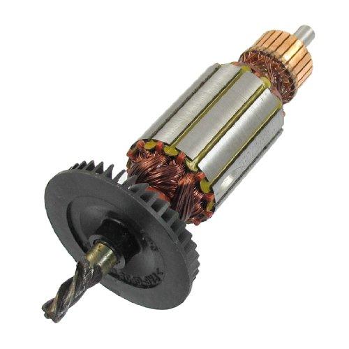 Aexit Pieza del inducido del rotor del motor del eje impulsor del eje impulsor de 220 V CA de 220 V para (model: T3806OIV-9678UY) for bosch 100