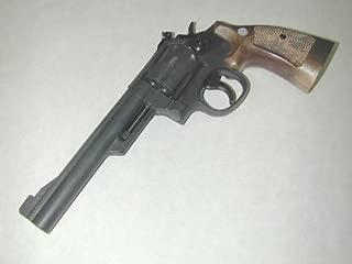 発火モデルガン 組み立てキット S&W M19 6インチ・モデル ヘビーウェイト HW