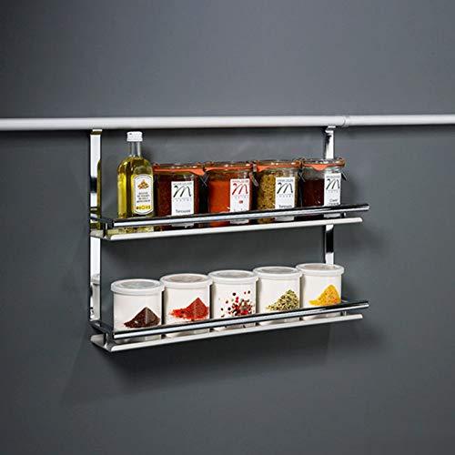 Sotech SO-TECH® Linero 2000 Gewürzboard 2-etagig für bis zu 6 Gewürzdosen je Etage