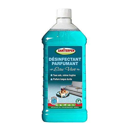 Désinfectant et parfumant, Saniterpen