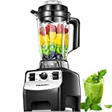 Nyyin Blender 2000W 10-Speed Smoothie Blender with 2L BPA-Free Tritan Container 33000 RPM