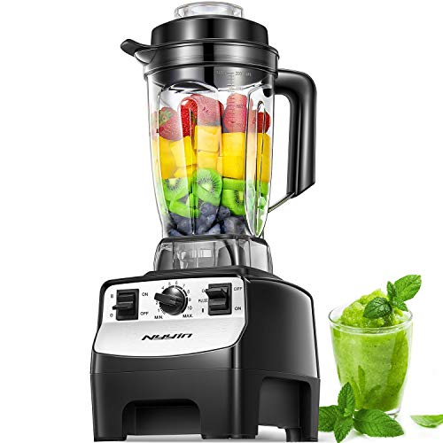 Nyyin Blender 2000W 10-Speed Smo...