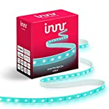 Innr Flex Light Color, 4m Smart LED Streifen (KEIN STROM STECKER),...