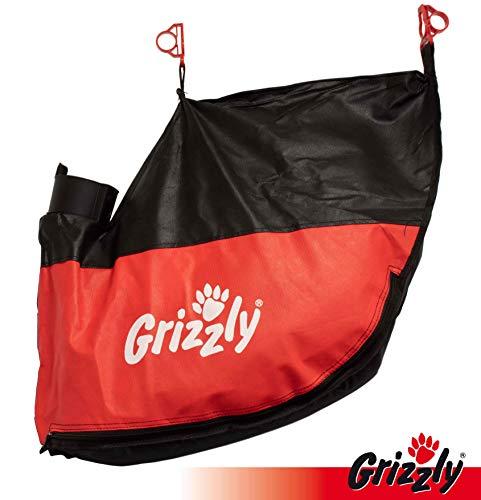Grizzly Fangsack für Laubsauger ELS 3027 E Combi mit Halterung und Reißverschluss