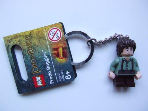 LEGO 850674 Der Herr der Ringe: Frodo Baggins / Beutlin Schlüsselanhänger