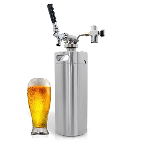 Top 10 Best Pressurized Growlers for Craft Beer Reviews 2019-2020 cover image