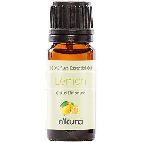 100% Pure Lemon Essential Oil 10ml, 50ml, 100ml (10ml)