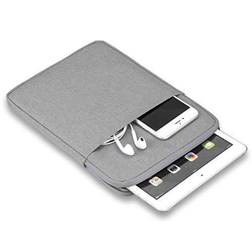 kuaijiexiaopu Fundas For Huawei MediaPad 10 T3 / T5 10.1 / 10.8 M5 / M6 AGS2-L09 / L03 W09 / Tablet bolsa de los bolsos a prueba de golpes caja de la manga for Huawei MediaPad 10 T3 / T5 10.1 / M5