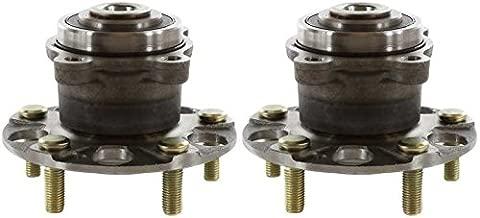 Prime Choice Auto Parts HB612329PR Rear Pair 2 Wheel Hub Bearing Assemblies 5 Stud