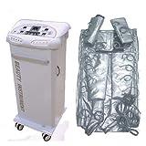Presoterapia profesional 3 en 1 con electroestimulación y sauna
