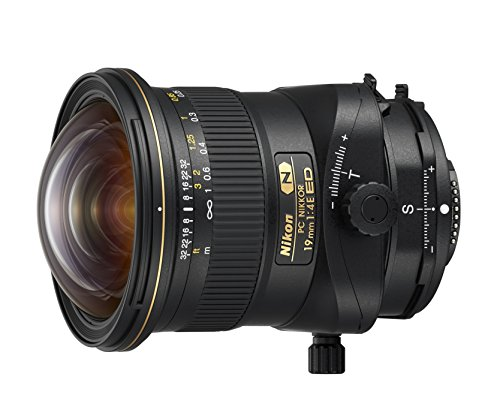 Nikon PCレンズ PC NIKKOR 19mm f/4E ED フルサイズ対応