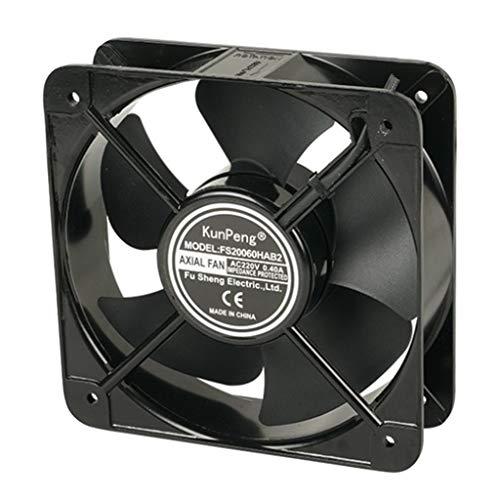 harayaa Ventilador de Refrigeración Industrial 220V