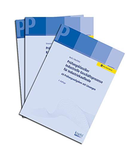 Bücherpaket Prüfungsklassiker Industriekaufleute: mit Prüfungsklassiker Industrielle Geschäftsprozesse für Industriekaufleute, Prüfungsklassiker ... und Sozialkunde für Industriekaufleute