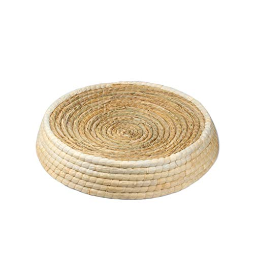 Cat Scratcher Lounge Bergan Turbo Scratcher Cat Toy Bowl-vormige Cat Scratch Board Grote kattenbakvulling Slijtvast Supplies Rattan Nest Ratchet Cat Bowl Claw Claw Cat Catching Box