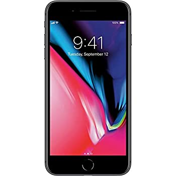 Renewed  Apple iPhone 8 Plus 256GB Space Gray - For AT&T / T-Mobile