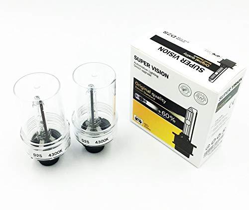 35 W Set di lampadine allo xeno HID Xenon Vision 8000 K 12 V D-Lumina D1S