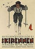 PostersAndCoTM St Gallen SKIRENNEN 1927