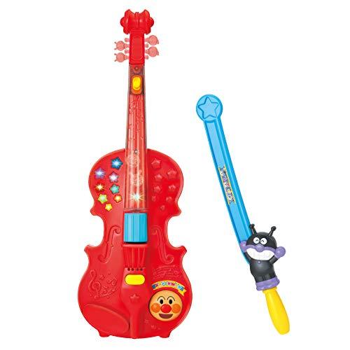 アンパンマン はじめてひけたよ♪キラ★ピカ★バイオリン