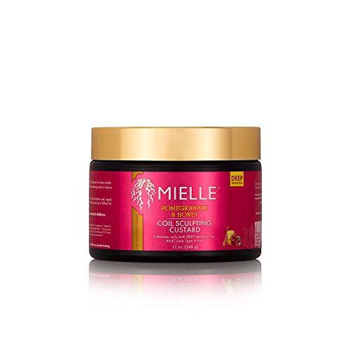 Price comparison product image Mielle Organics Pomegranate & Honey Curling Custard 12oz