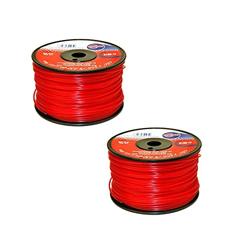 Rare 2 Pack of Replacement Line Save money Trimmer for # String Spools Trimmers