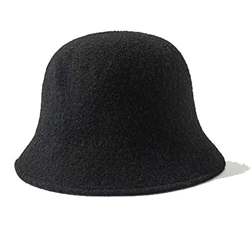 Sombrero De Lavabo Plegable Retro De Verano para Mujer Sombrero De Sol Sombrero De Pescador Sombrero De Pesca Al Aire Libre Simple Versión Coreana De La Marea Red De Punto Salvaje Estilo Rojo