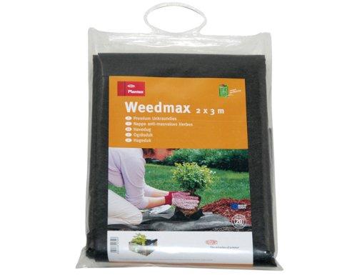 Plantex Dupont Tissu de Lutte Contre Les Mauvaises Herbes 2x3m 4230736