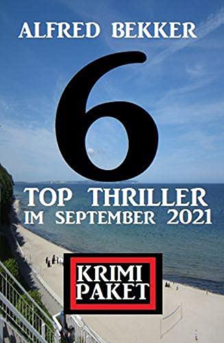 Krimi Paket 6 Top Thriller im September 2021