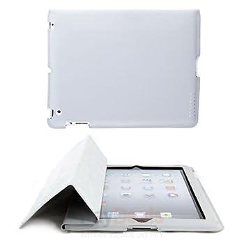 iHome SmartBook Full Cover Folio Case For iPad2 & New iPad Grey