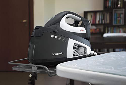Polti Vaporella Simply VS10.12, Centrale Vapeur 6,5 BAR pompe, large réservoir amovible 1.5 L, fonction ECO, temps de chauffe 2 minutes