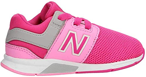 New Balance IH247FE Sneaker Kinder Rosa 26