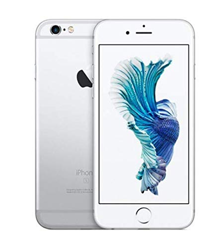 Apple iPhone 6S Silver 16GB ISO CPO Certificado