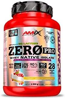 Amix Zeropro Protein 1 Kg Natural 1000 g