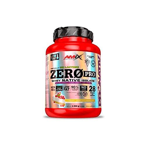 Amix Nutrition - ZeroPro Protein - 1 Kg Doble Chocolate