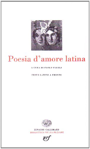 Poesia latina d'amore