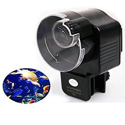 acquario automatico di pesce TOPBEST Alimentatore automatico di pesci dell'alimento dell'alimentatore automatico dello stagno del serbatoio automatico del temporizzatore dell'acquario