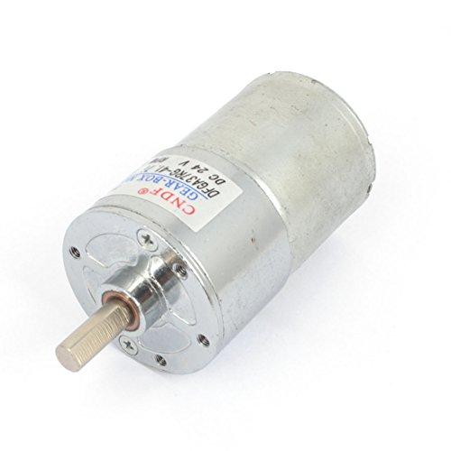 DC 24V 100RPM Speed Gear Box High Torque Motor für elektrische Roboter de
