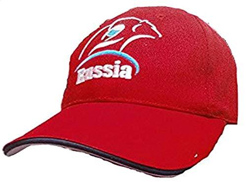 Gorra de rugby de Rusia.