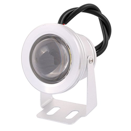 Aexit DC 12V 10W LED Unterwasseraquarium-Brunnen-Pool-Lampe wasserdichtes Grün (9b923c3e4b3a422c35a82386986de016)