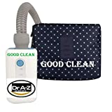 GoGo CPAP Cleaner Bundle Disinfector BiPAP CPAP Cleaner Bundle for Tubes Mask Respirator