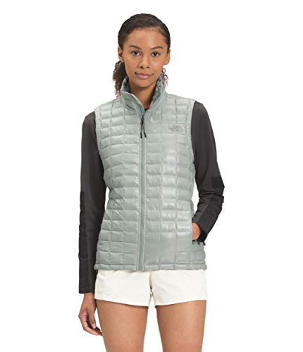 The North Face Women's ThermoBall Eco Vest, Wrought Iron Surreal Sky Print, S