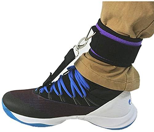 LiuliuBull 1 Ordenador Personal Soporte de Tobillo de Braces de Gota de pie, Soporte de Braces de Tobillo de la ortesis de la Fasciitis Plantar para los pies Izquierdo y Derecho,