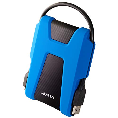 ADATA SD600Q 960GB Ultra-Speed Portable Durable External SSD - Up to 440MB/s - 3D NAND USB3.2 Black (ASD600Q-960GU31-CBK)