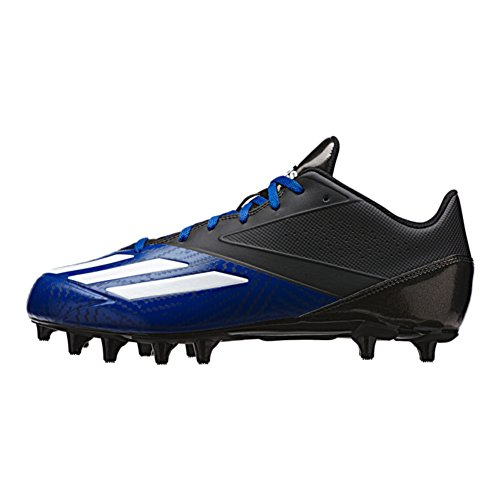 adidas Adizero 5-Star 5.0 Cleat - Men's Football 16 Core Black/White/Collegiate Royal