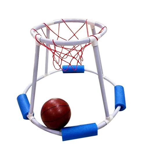 TOOGOO Sommer Wasser Pool Wettbewerb Spielzeug Kinder Wasser Basketballkorb Schwimmen Basketball Schwimm Basketball Spiel Pool Basketball Spielzeug Wassersport Spielzeug