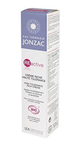 Eau Thermale Jonzac Crème Riche Haute Tolérance 40 ml