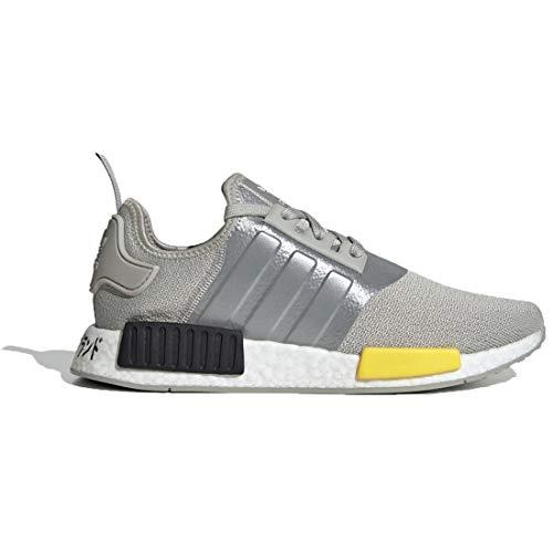 adidas NMD_R1 - Zapatillas deportivas para hombre, color gris, 41 1/3